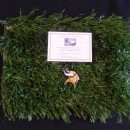Minnesota Vikings Game Used Metrodome Field Turf