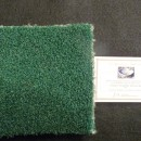 Game Used Metrodome Turf 6″x6″