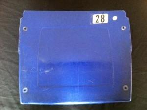 Metrodome Seat Back #28