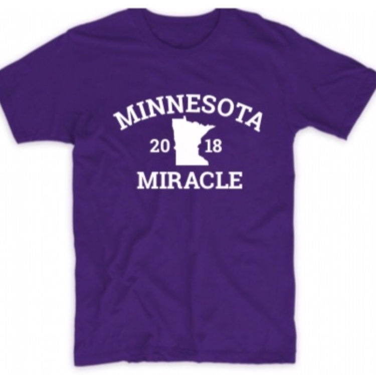 sports shoes 7c3b3 8d278 Minnesota Vikings Stefon Diggs Minnesota Inspired Minnesota ...